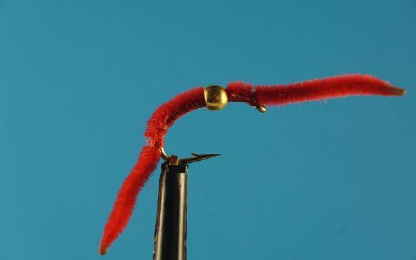 San Juan Worm Bead Head 1000vliegen