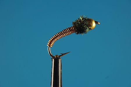 Brassie peacock BH 1000vliegen