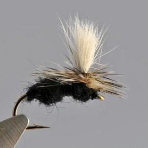 1000vliegen.nl, drijvend, insecten,terrestrials, Parachute ant, parachute mier,forel, venlo, vijver, river, vliegvissen, vliegvisser, vlagzalm, wf lijn