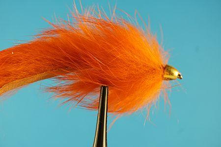 Orange Conehead Zonker 1000vliegen