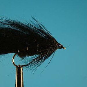 Matuka Black Zonker Rabbit 1000vliegen