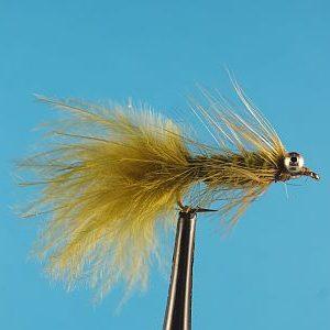 Dog Nobbler Olive 1000vliegen