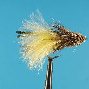 Yellow Marabou Mudler 1000vliegen