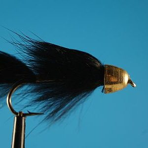 Black Conehead Zonker 1000vliegen