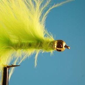 BH Marabou Green Streamer 1000vliegen