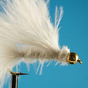 BH Marabou White Streamer 1000vliegen