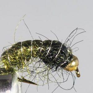 1000vliegen.nl, tungsten, tungsten nymph, shrimp olive,garnaal, forel, regenboogforel, baars, voorn, venlo, vijver, river, polder,vliegvissen, vliegvisser, vlagzalm, wf lijn
