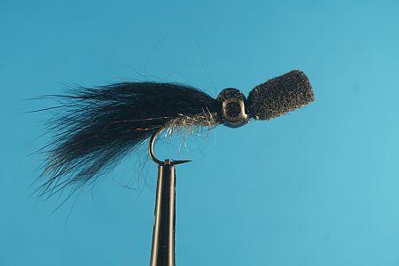 Suspender Stickleback Black 1000vliegen