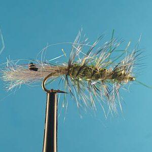 Tømmer Rejen Olive 1000vliegen