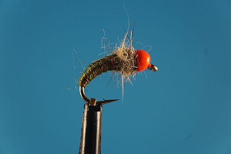 Slovenië Olive / Orange 1000vliegen