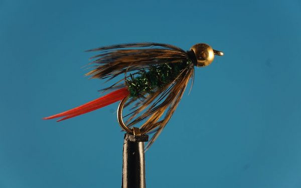 Bloody Mary Green 1000vliegen