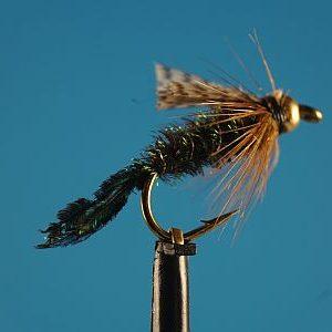 Zug Bug 1000vliegen