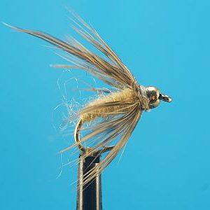 Caddis Pupa Tan 1000vliegen.nl