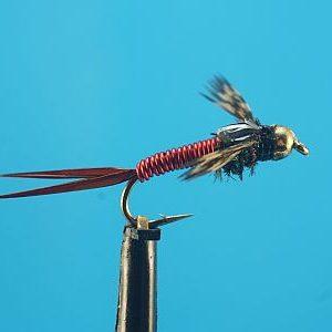 Copper John Red 1000vliegen.nl
