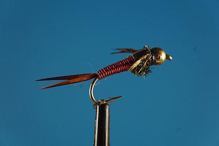 Copper John Red 1000vliegen