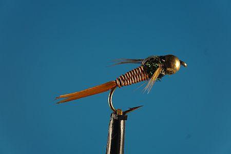 Copper John 1000vliegen