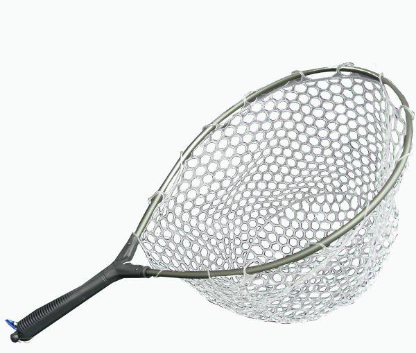 1000vliegen.nl-waadnet-schepnet-pvc-geurloos-sneldrogend-forel-snoek-vliegvissen-roofvis-vliegvisser-magneet-rubber handgreep-rubber mesh-venlo