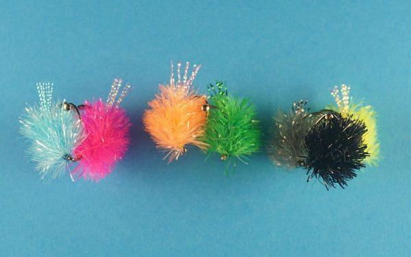 Blobs 14 stuks - 7x2 kleuren 1000vliegen