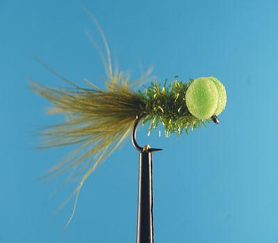 Booby Olive 1000vliegen