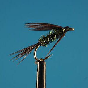 Carey Special Peacock 1000vliegen