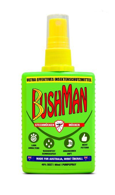 Bushmann Mug Weg