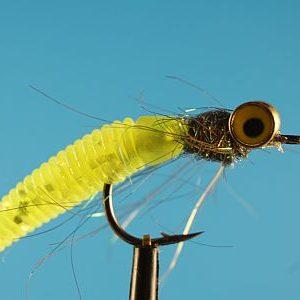MFC Fluo Rubber Grub 1000vliegen