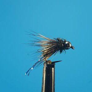 Black Nymph Tungsten 1000vliegen.nl