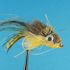 Mix poppers / frogs / threadfin shads 8 stuks 1000vliegen.nl