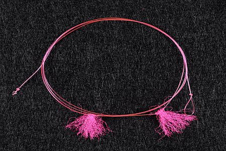 Fluo Yarn Strike Indicator Pink 1000vliegen.nl